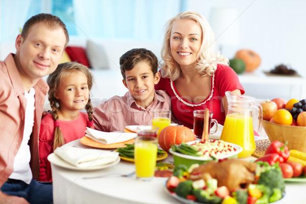 Thanksgiving mood Stock photo © pressmaster