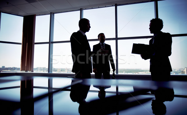 Shady business Stock photo © pressmaster