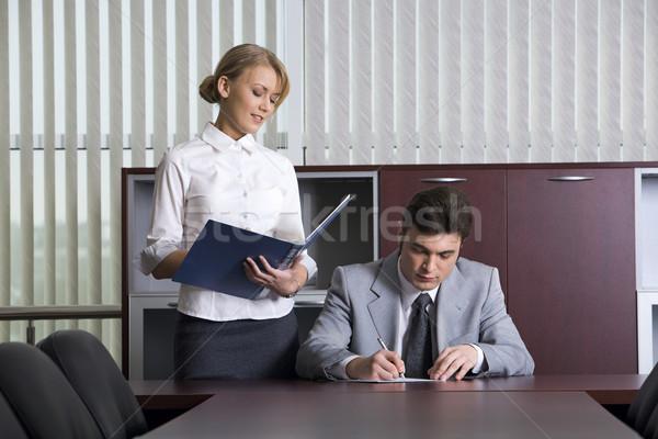 secretary essay
