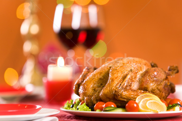 Stock photo: Delicious coarse