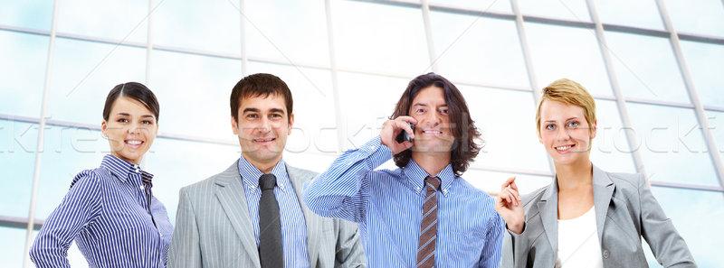 Business staff Stock photo © pressmaster