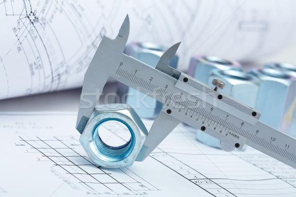 Working instruments Stock photo © pressmaster