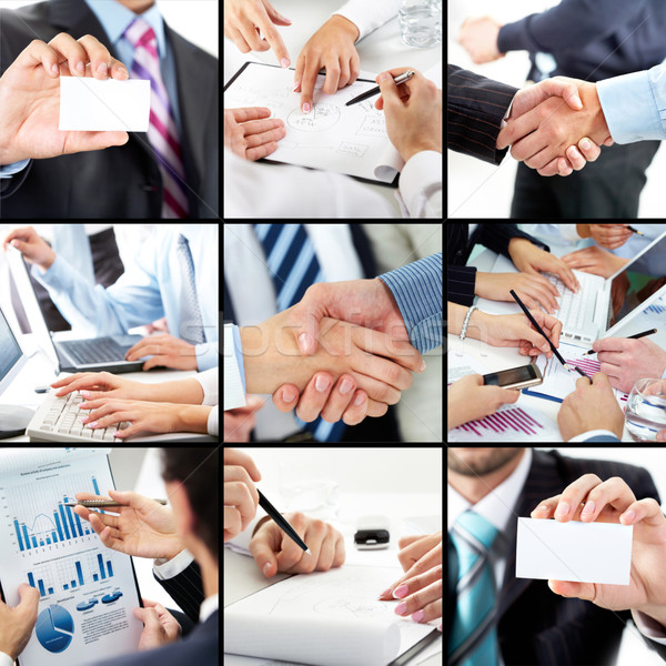 Business work and success Stock photo © pressmaster
