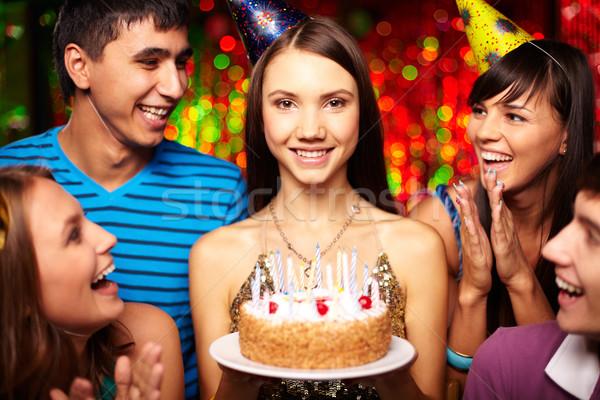 Birthday party Foto stock © pressmaster