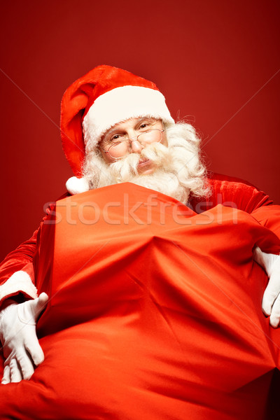 Generous Christmas Stock photo © pressmaster