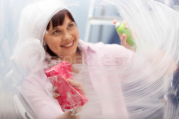 Practical woman Stock photo © pressmaster