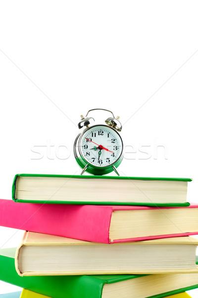 Time for reading Stock photo © pressmaster