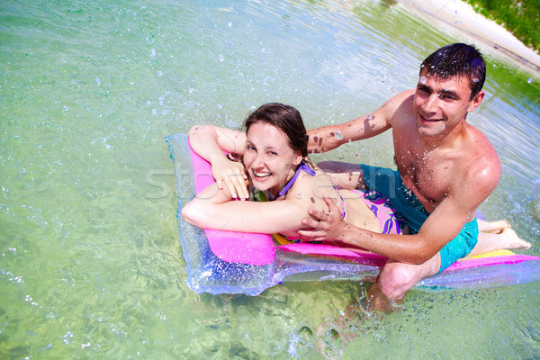 Resort fun Stock photo © pressmaster