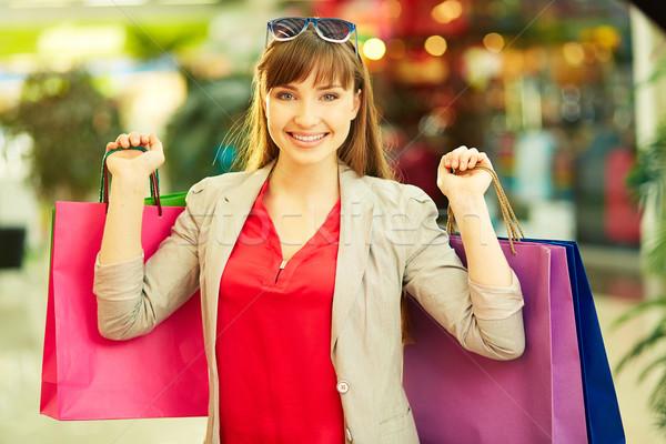 Colorful shopping Stock photo © pressmaster