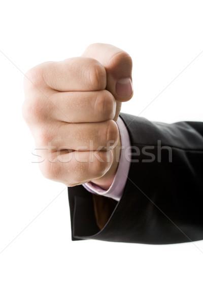 Fist  Stock photo © pressmaster