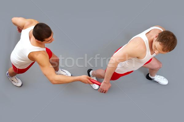 Team mates Stock photo © pressmaster
