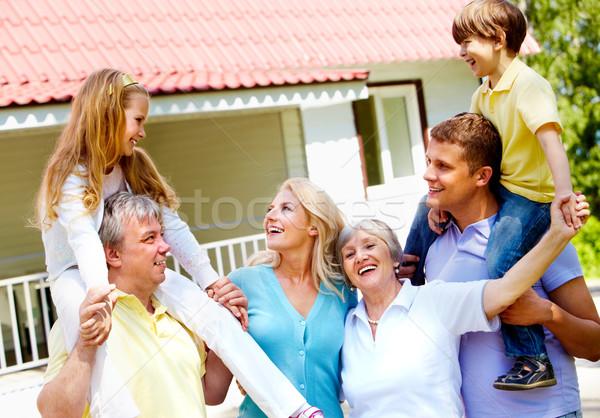 Togetherness Stock photo © pressmaster