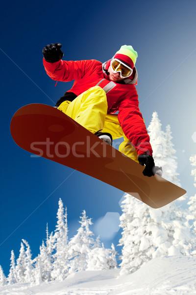 Extreme trick  Stock photo © pressmaster