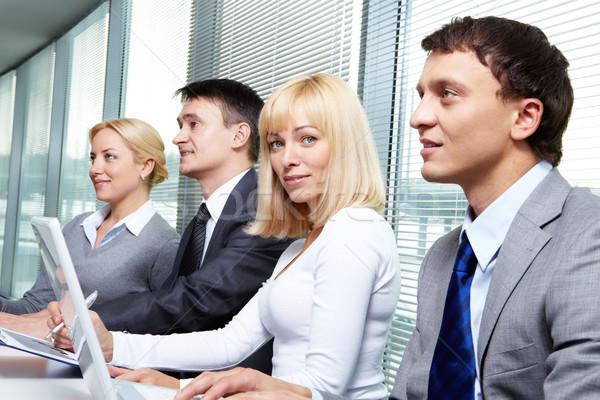 Business course Stock photo © pressmaster
