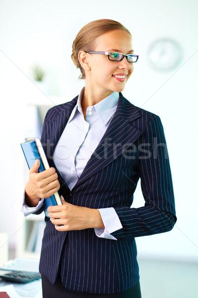 会計士 肖像 エレガントな 女性実業家 見える ビジネス ストックフォト © pressmaster