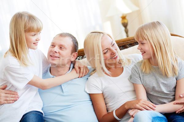 Family together Stock photo © pressmaster