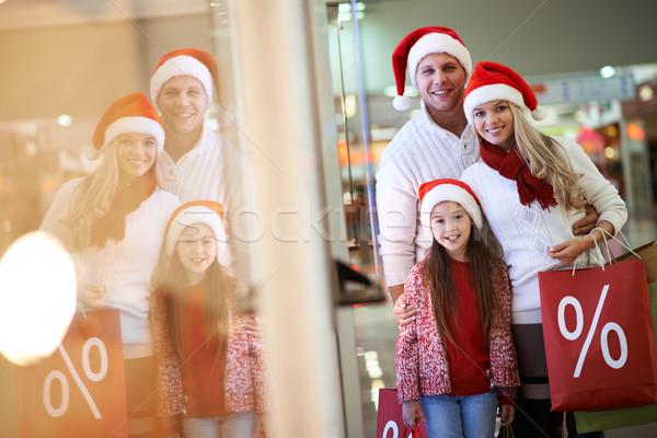 Christmas discount Stock photo © pressmaster