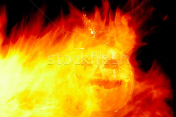 Fire Stock photo © pressmaster