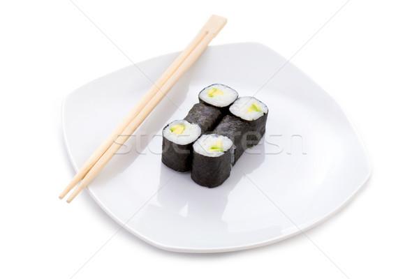 Sushi rolls Stock photo © pressmaster