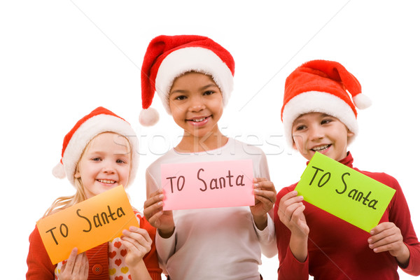 Christmas theme Stock photo © pressmaster