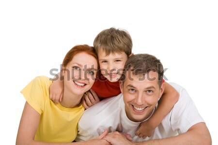 Three people  Stock photo © pressmaster