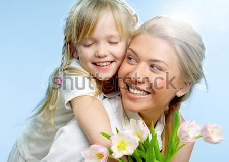 Cheerful couple Stock photo © pressmaster