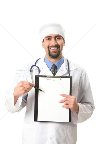 Reminding of prescriptions Stock photo © pressmaster