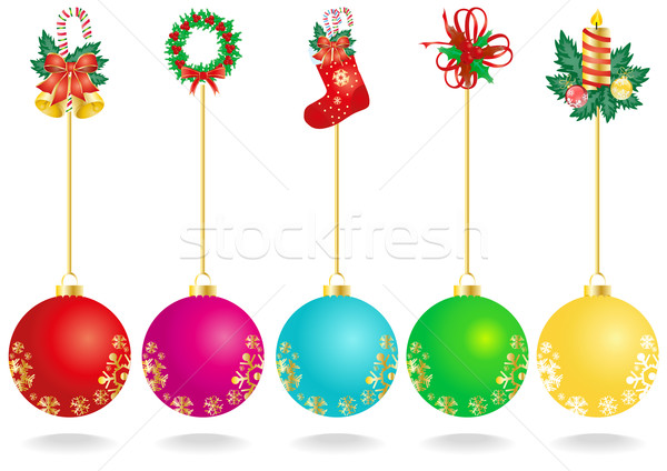 Christmas decoration  Stock photo © pressmaster