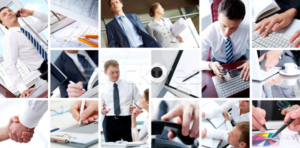 Business concepts Stock photo © pressmaster