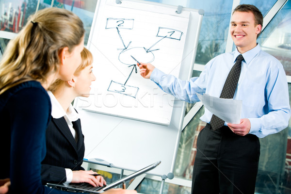 Business strategy  Stock photo © pressmaster