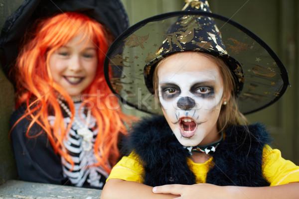 Halloween horror Stock photo © pressmaster