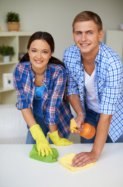 Housework Stock photo © pressmaster