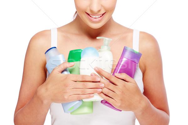 Skincare Stock photo © pressmaster