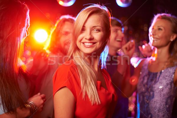 Girl at party Stock photo © pressmaster