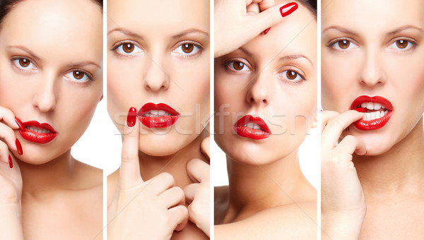 Gorgeous woman Stock photo © pressmaster