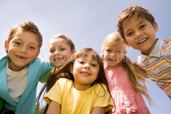 Preschoolers Stock photo © pressmaster