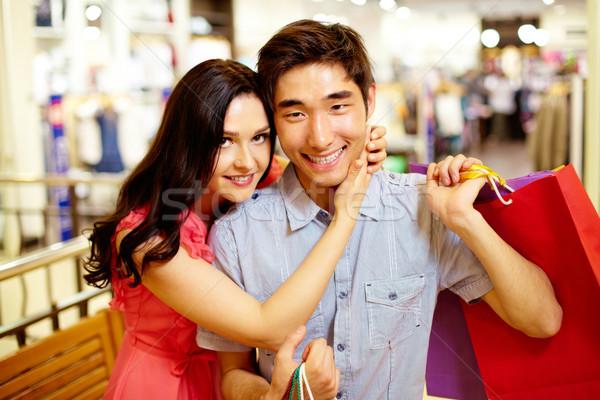 Sweet embrace Stock photo © pressmaster