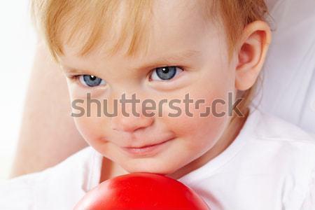 ребенка портрет прелестный улыбаясь девушки детей Сток-фото © pressmaster