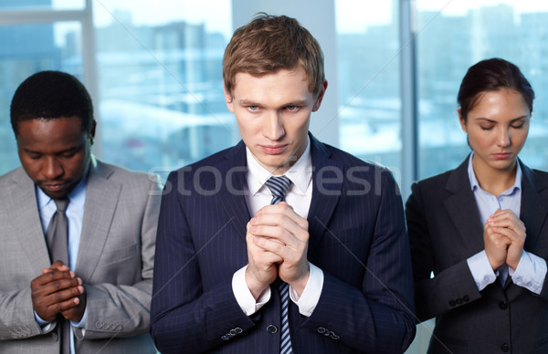 Bless our business Stock photo © pressmaster