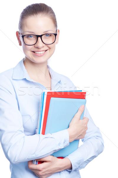 Teenage learner Stock photo © pressmaster