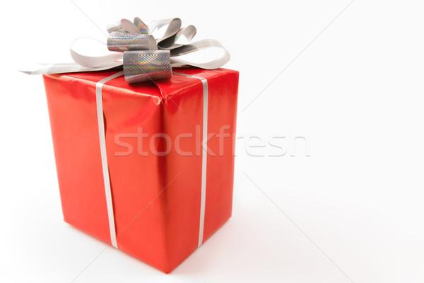 Wonderful giftbox Stock photo © pressmaster