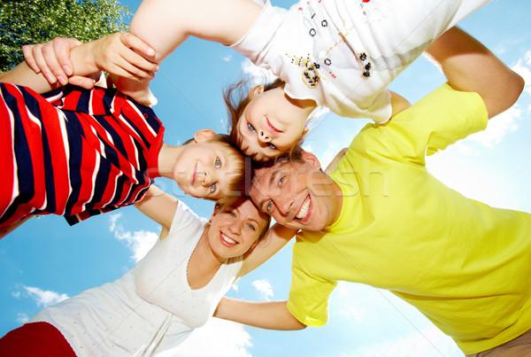 Family team  Stock photo © pressmaster
