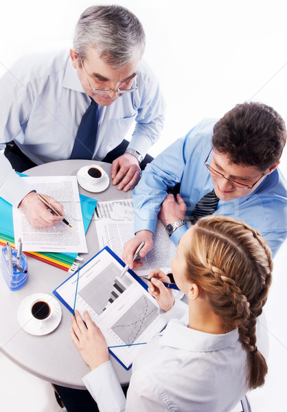 Consulting  Stock photo © pressmaster