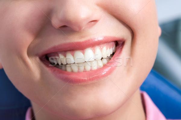 Happy smile Stock photo © pressmaster