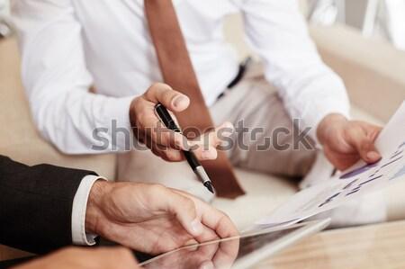 Review Stock photo © pressmaster