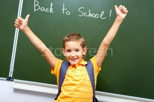 Back to school Stock photo © pressmaster