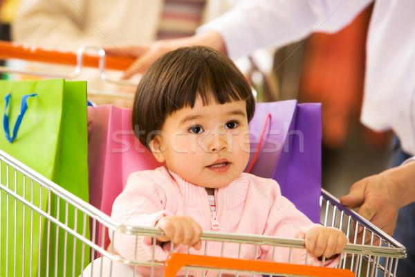 Sweet infant Stock photo © pressmaster