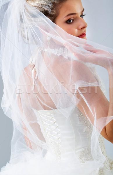 Woman in wedlock Stock photo © pressmaster