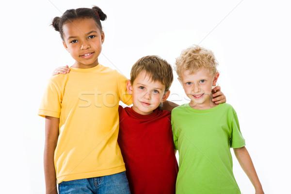 Stok fotoğraf: Dostluk · portre · ücretsiz · çocuklar · kız