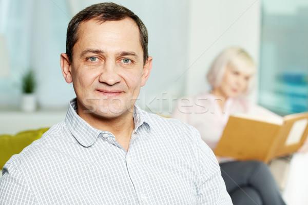 Happy husband  Stock photo © pressmaster